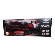 TECLADO + RATON GAMING SPIRIT OF GAMER PRO-MK3 USB + ALFONBRILLA