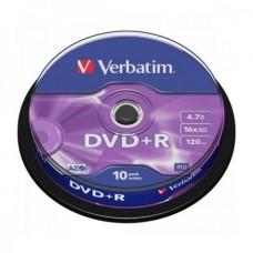 DVD+R VERBATIM T10