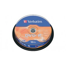 DVD-R VERBATIM T10