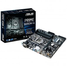PLACA BASE S1151 ASUS B250M-A M.2 4 DDR4