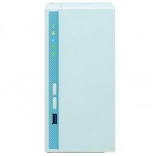NAS QNAP TS-230- 2 Bahías 3.5 - 2.5 - 2GB DDR4- Formato Torre