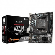 PLACA BASE AM4 MSI A320M-A PRO