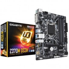 PLACA BASE S1151 GIGABYTE GA-Z370M-DS3H DDR4