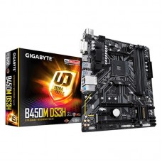 PLACA BASE AM4 GIGABYTE B450M-DS3H