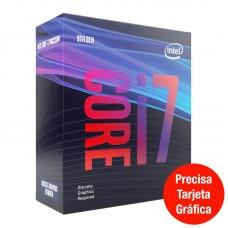 PROCESADOR INTEL CORE i7 9700F S1151 NO VGA