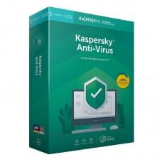 ANTIVIRUS KASPERSKY 2020 1 USUARIOS