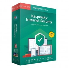 ANTIVIRUS KASPERSKY INTERNET SECURITY 2020 - 3 LICENCIA PC