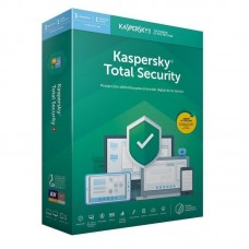 ANTIVIRUS KASPERSKY TOTAL SECURITY 2020 - 3 USUARIOS