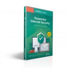 ANTIVIRUS KASPERSKY INTERNET SECURITY 2019 - 1 LICENCIA PC