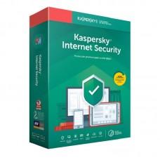 ANTIVIRUS KASPERSKY INTERNET SECURITY 2019 4 USUARIOS