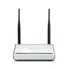WIRELESS ROUTER 4 PUERTOS ADSL 2 N W300D