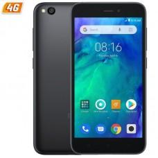 SMARTPHONE 5 XIAOMI REDMI GO BLACK - QC - 1GB RAM - 8GB - 8 MPX - 4G - DUAL SIM