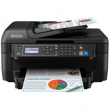 MULTIFUNCION EPSON WIFI CON FAX WORKFORCE WF-2750DWF - CART. 16