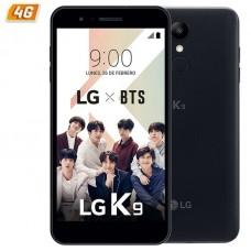 SMARTPHONE 5 LG K9 BLACK - QC - 16GB - 2GB RAM - 4G - BT
