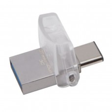 DISCO USB 3.0 32GB DTDUO3C USB - TIPO-C KINGSTON
