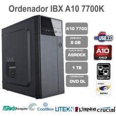 IBX  X4 A10-9700-8GB-1TB