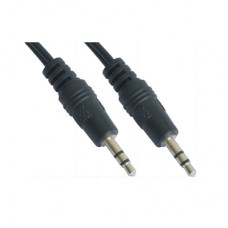 CABLE AUDIO 1,0 MTS JACK-JACK