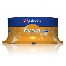 DVD+R VERBATIM T25