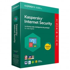 ANTIVIRUS KASPERSKY INTERNET SECURITY 2018 - 1 LICENCIA