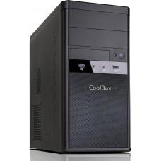CAJA MINITORRE COOLBOX M55 500W SIN FUENTE