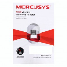 ADAPTADOR USB INALÁMBRICO NANO MERCUSYS MW150US