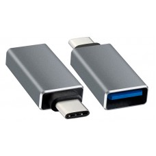 ADAPTADOR OTG USB - USB TIPO-C