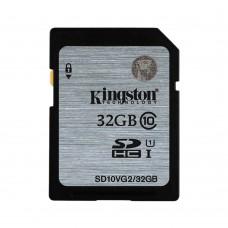 SECURE DIGITAL 32 GB KINGSTON C10