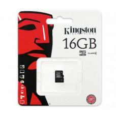MICRO SD 16 GB KINGSTON SIN ADAPTADOR