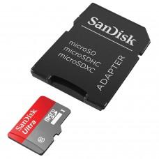 MICRO SD 64GB SANDISK C10