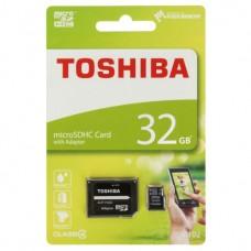 MICRO SD 32GB C4 TOSHIBA