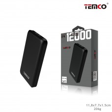 POWER BANK 12.000mAh TM007