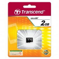 MICRO SD 2GB TRANSCEND