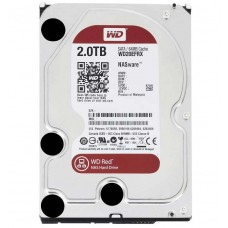DISCO DURO 2 TB SATA3 64MB WD NAS RED WD20EFRX