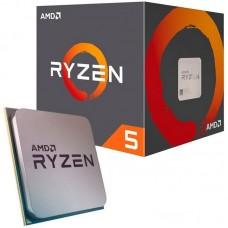PROCESADOR AMD AM4 Ryzen 5 1600 3.6GHz