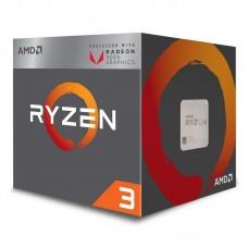 PROCESADOR AMD AM4 Ryzen 3 2200G 3.5Ghz