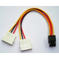CABLE 6 PINES VGA