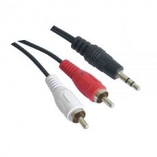 CABLE AUDIO 3 MTS JACK-RCA