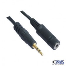 CABLE AUDIO PROLONGADOR 1,5 MTS JACK-JACK H