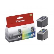 CANON N 40 NEGRO + CANON CL 41 COLOR