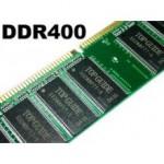 Memoria DDR 400