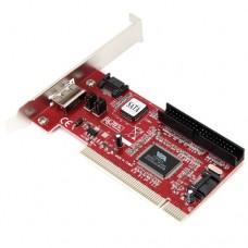 CONTROLADORA PCI 2 SATA + IDE