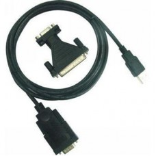 CONVERSOR USB A PUERTO SERIE NANO CABLE