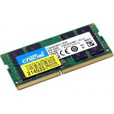 MEMORIA SODIMM DDR4 2133 8GB CRUCIAL