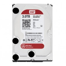 DISCO DURO 3 TB SATA3 64MB WD NAS RED WD30EFRX