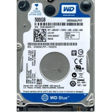 DISCO DURO 500GB 2.5 WD SATA