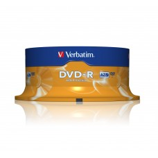 DVD-R VERBATIM T25