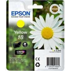 EPSON 18 YELLOW
