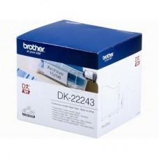 ETIQUETAS BROTHER DK22243 - 102 x 30.48 mm