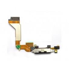 Iphone 4S conector de carga negro