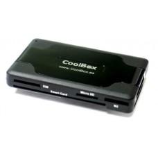 LECTOR DE TARJETAS USB + DNIe CRE-065